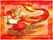 赤火狐蝙蝠 フレスバット