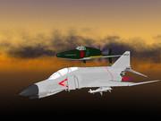 F-4EJと震電