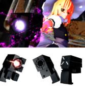 【MMDアクセサリ】重力子放射線射出装置【アクセサリ配布】