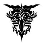 バハジェネ素材 封印の紋様