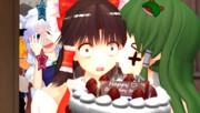 BNKRGの誕生日☆