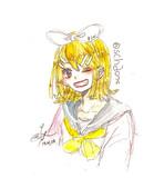 リンちゃん【落書き】
