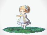 【MMD/MMM】モーションテスト:走って転ぶメルフィさん