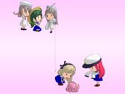 【MMD艦これ】妖精さん3.00(魚雷/バルジ)【モデル配布】