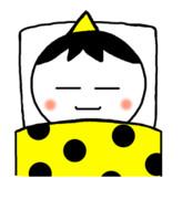 おやすみツノzzz
