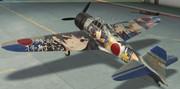 WoWPの磯風仕様 A6M1