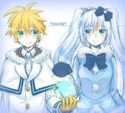 【モジュール】.*SNOW*.【アイスフォグ&雪ミク2012】