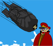 小泉鈍一郎&軽母ヌ級の艦載機の爆弾