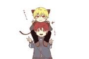 【96猫&あほの坂田】