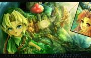 ムジュラの仮面「リンクとロマニーの探索ごっこ」【ゼルダの伝説】