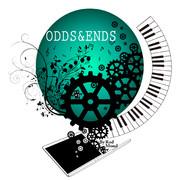 【オリジナル】ODDS&ENDS イメージコラージュ