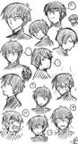 須賀君表情