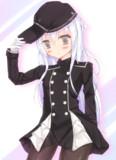 軍服ワンピース響ちゃん!