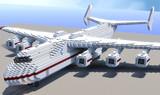 【Minecraft】An-225