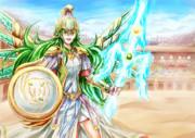 聖都の守護神