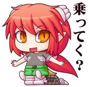 【かぷじゅう】恐竜戦車