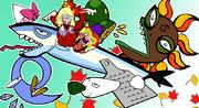 動画『東方風神録新ED【アキ役◇狂騒曲 ~静ンゴと穣ンゴ~】』