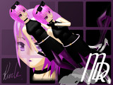 MMDチャレンジ オリジナルキャラクター4その2