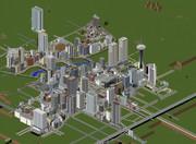 【Minecraft】史上最大級の現代都市を作る 開発状況 2015年2月