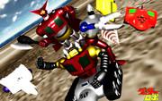 ゲッターロボ:MMDロボットアニメセレクション.3