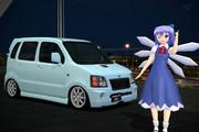 チルノ × ワゴンR