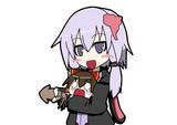 ゆかり「ゆっくりさん、スルメイカを食べさせてあげます」
