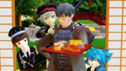 【MMD刀剣乱舞】同田貫さんから贈り物があるようです
