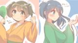 蒼飛で髪型チェンジ!