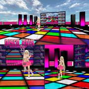 MMD Disco 2015