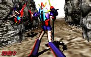 勇者ライディーン:MMDロボットアニメセレクション.5