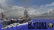 【minecraft】戦艦リットリオ