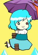 アルプスの落下傘