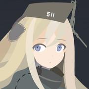 【BF4】艦これ エンブレム U511