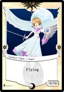 【MTG】天使トークン【カードキャプターさくら】