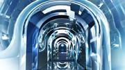 【MMDステージ配布】ダイヤのトンネル P1【AL対応スカイドーム】