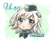 U-511 ゆーちゃん!