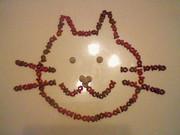 キャットフードで猫を作ってみた
