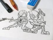 デッドプール&スパイダーマン DEADPOOL & SPIDEY