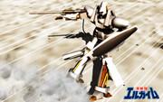 重戦機エルガイム:MMDロボットアニメセレクション.13