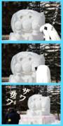 【MMD】さっぽろ雪まつり2015【博愛】