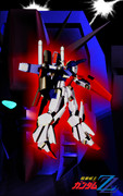 機動戦士ガンダムZZ:MMDロボットアニメセレクション.15