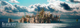 【minecraft】遠景のアカナカティ