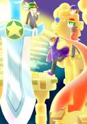 平和な星のカービィWii!