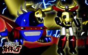 大空魔竜ガイキング:MMDロボットアニメセレクション.18