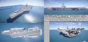 【minecraft】ライジェル級RC-01 マクローリン【warship】