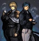 銀河珈琲党&銀河紅茶党