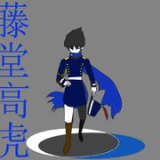 軍服系男子