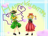 ハッピーこいメディバレンタイン!