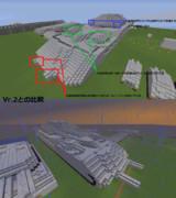【Minecraft】陸上巡洋艦SH-1B【東ノ国株式会社】