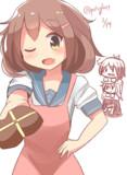 ワンドロ:バレンタイン第六駆逐艦